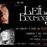 7 décembre 2012 - Leïla Bounous / Florence Lëon
